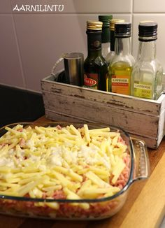 Macaroni And Cheese, Food And Drink, Tableware, Ethnic Recipes, Kitchen, Drinks, Drinking, Mac And Cheese, Dinnerware