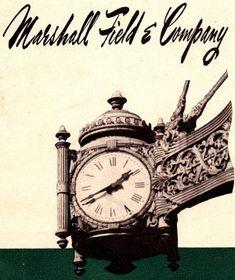 Ah Marshall Field's-how I miss you.