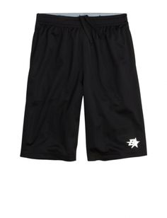 Take it to the court in Mesh Active Shorts