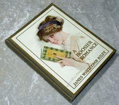 A Hoosier Romance by James Whitcomb Riley  John by OakwoodView