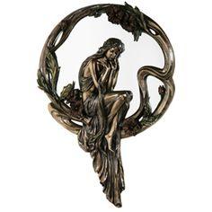 The Art Nouveau Blog: Art Nouveau Mirrors
