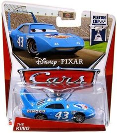 $8.72  Amazon.com: Cars 2 Piston Cup The King 1:55 Scale Die Cast Vehicle: Toys & Games
