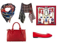 75/25: A Common Office Wardrobe, and Signature Red