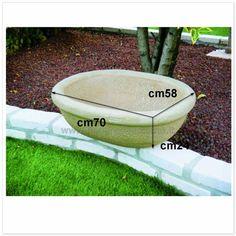 scheda tecnica vasi giardino minnesota 540ar636 in pietra ricostruita Minnesota, Mini Pond, Surfboard, Surfboards, Surfboard Table