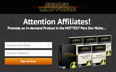 Golden Mind Force 2.0 personal development product launch ClickBank affiliate program JV invite - Launch Day: Tuesday, September 29th 2015 - http://v3.jvnotifypro.com/announcements/partner/mike_evans/Golden_Mind_Force_2_Point_0
