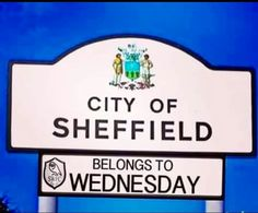 Wawaw.. Sheffield Wednesday Football, Yorkshire England, Football Team, My Love, City, Owls, Fun, House Ideas, Steel