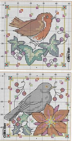 Cross Stitch Collection 203