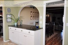 Delineate Your Dwelling: Kitchen Renovation for less, part 3