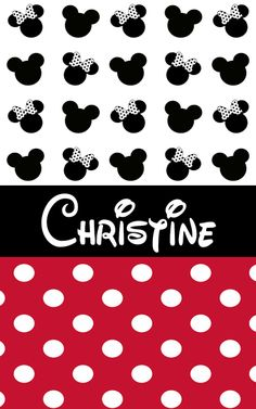Designs by Dee's Hands - Disney Minnie Mouse Luggage Tag - Ears Dots , $3.75 (http://www.designsbydeeshands.com/disney-minnie-mouse-luggage-tag-ears-dots/)