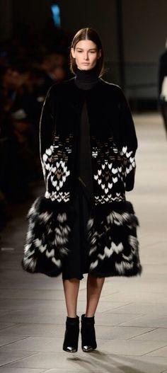 NY: Prabal Gurung - Runway - Mercedes-Benz Fashion Week Fall 2015
