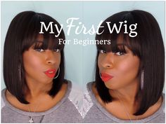 The Best lace wig for Beginners (My First Wig by RPG Show)