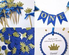 Rosa y plata primera princesa cumpleaños paquete por MagicalStart