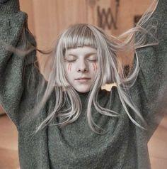 • AURORA AKSNES Aurora Aksnes, Stavanger, Extended Play, Aurora Hair, Indie, Photo Reference, Role Models, Female Models, Beautiful People