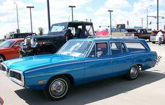 Dodge Coronet 440 wagon