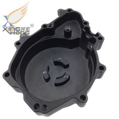 56.76$  Buy here - http://aliacv.worldwells.pw/go.php?t=1648223021 - Aftermarket free shipping motorcycle parts Engine Stator cover  for Yamaha YZF R6 2003-2006 YZF-R6S 03-09 left side Black  56.76$