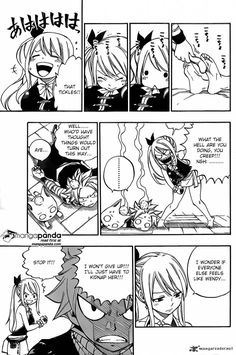 Fairy Tail 421 - Page 11