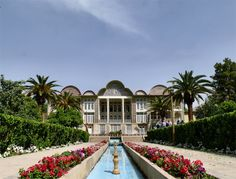 Eram Garden is a historic and monumental Persian garden in Shiraz, Fars province. With its beautiful flowers, tall cypress trees and decorative plants as well as its amazing edifice, it is known for its beauties and aesthetic attractions resembling heaven. The Garden is located on the northern shore of the Khoshk River. Visit the place here >> http://www.iranparadise.com/