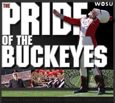 THE PRIDE OF THE BUCKEYES TBDBITL COVER