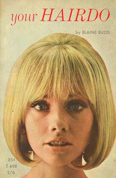 1966 Hair Style Book by nurse_marbles, via Flickr
