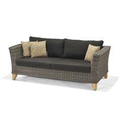TecTake Chaise longue bain de soleil meuble salon de jardin en ...