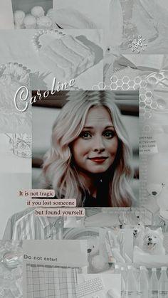 Elijah Vampire Diaries, Vampire Diaries Poster, Vampire Diaries Wallpaper, Vampire Diaries Funny, Vampire Diaries The Originals, Vampire Series, Animal Attack, Candice King, Caroline Forbes