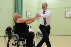 Wheelchair dancing boosts self-esteem. there's no pressure, it's strictly fun Us Goals, Wheelchair Accessories, Self Esteem, Happy Life, Real Life, Have Fun, Dance, Activities, Disability