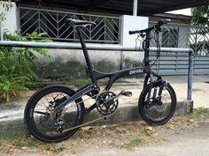 Birdy Concept Prototype Birdy Folding Bike Pinterest Bicycling