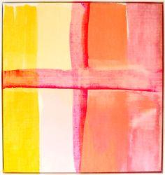 Rachel Castel paints