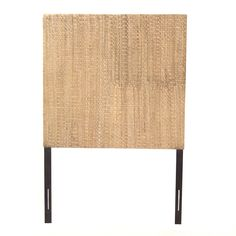 Woven Rattan Queen Headboard Retail   $699 Our Price   $249