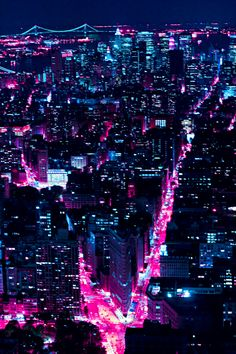 City Lights | Beautiful in the sky view