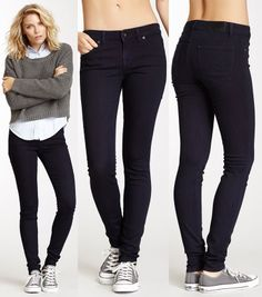 """Level 99 Janice Ultra Skinny Jegging in Remi :: $42, Retail $125 (66% off) 