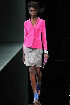 Giorgio Armani Spring 2014 Ready-to-Wear