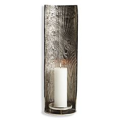 Invite elements of nature in with our aptly named Sequoia Wall Sconce. Cast exclusively for Z Gallerie, our Sequoia Wall Sconce displays ref...