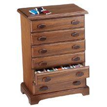 DMC Floss Cabinet - oh, I wish! | SEW SPECIAL | Pinterest | Dmc ...