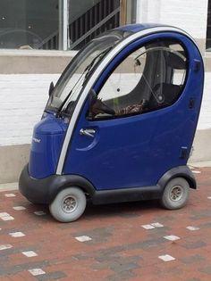 Peel P50 Microcar on Top Gear