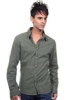 Langarmhemd slim fit    Ein Langarmhemd von CATCH aus reiner Baumwolle. Kombinierbar mit einer Jeans für den optimalen Casual-Look.    - klassischer Kragen  - reine Baumwolle für höchsten Tragekomfort  - schmale Passform  - Ärmelriegel mit Knopf zum hochbinden  - gemustert  - Zweiknopfmanschette  - sehr angenehmes Material  - abgerundeter Saum  - Rückenlänge Größe S-XL ca. 71-73 cm    Kragen/Au...