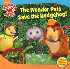 Wonder Pets Save the Hedgehog!, Nickelodeon Board book Book