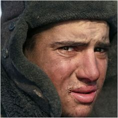 Sergey Maximishin. http://www.maximishin.com Russian soldier. Location: Dubay-Yurt, Chechnya