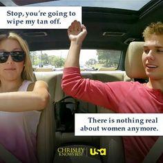 Chrisley Knows Best ... Savannah & Chase Chrisley ....
