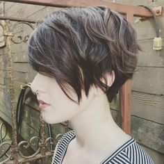 If you would like a hairdo that is definitely bold, then pixie may be the perfect pick. Pixie haircut is an excellent idea if you're young enough. A pixie haircut is a brief haircut with layers. Edgy Pixie Cuts, Best Pixie Cuts, Long Pixie Cuts, Long Hair Cuts, Shaggy Pixie, Short Cuts, Long Asymmetrical Pixie, Short Hair Pixie Edgy, Bob Cuts