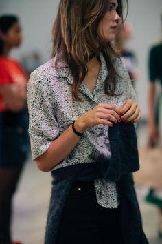 Le 21ème / Backstage at Ganni | Copenhagen // #Fashion, #FashionBlog…