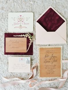 Rustic Shades of Plum: Colour Inspiration & Wedding Ideas