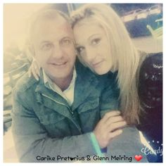 Carike Pretorius & Glenn Meiring  Under his Covering 🌷