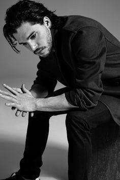 Kit Harington for Out Magazine 2015