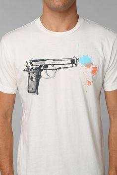 Prince Peter Paint Gun Tee  $32