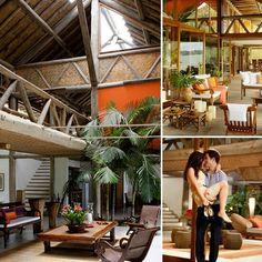 Casa em Paraty (location for Edward and Bella's honeymoon in Breaking Dawn part 1) http://www.casaemparaty.com
