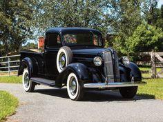 1937 Plymouth PT50 1/2-Ton Pickup