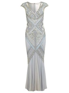 Miss Selfridge Sequin Dress - Great Gatsby/Flapper