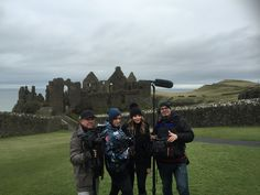 Game of Thrones locations tour for InnerSpace, a popular Canadian tv program
