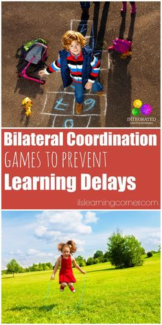 Bilateral Coordination: Why Bilateral Coordination Delays can Lead to trouble in the Classroom - Integrated Learning Strategies Fine Motor Activities For Kids, Sensory Activities, Hands On Activities, Therapy Activities, Toddler Activities, Therapy Ideas, Sensory Diet, Counseling Activities, Movement Activities